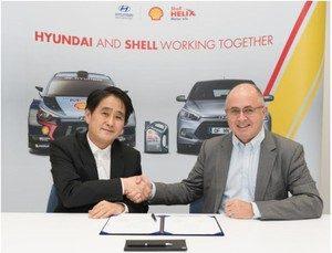 Partnerstvo Shell a Hyundai Motorsport predĺžené