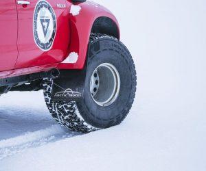 Nová robustná zimná pneumatika Nokian Hakkapeliitta 44