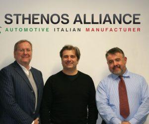 Sthenos Alliance značka Made in Italy