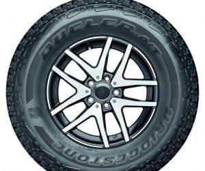 Nová pneumatika Bridgestone Dueler A / T 001 4x4