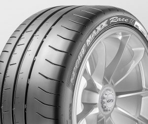 Dunlop Sport Maxx Race 2 navrhnutá pre nové Porsche