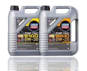 Nová generácia motorových olejov LIQUI MOLY