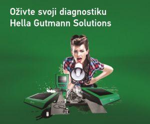Aktualizácia diagnostiky HELLA GUTMANN