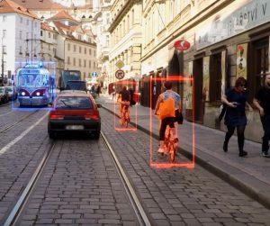 Ako Valeo testuje svoje senzory v mestskej prevádzke