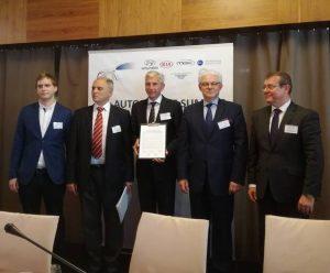 V4 automotive summit vyzýva vlády, aby podporili konkurencieschopnosť priemyslu