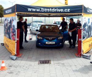 BestDrive opäť organizuje Road Show