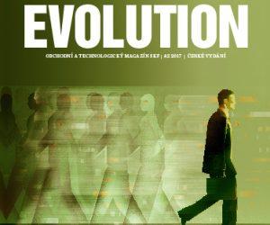 Vyšlo nové číslo magazínu spoločnosti SKF - Evolution 2.2017