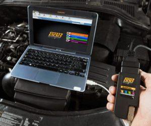 Ako vylepšiť auto len kliknutím v diagnostike