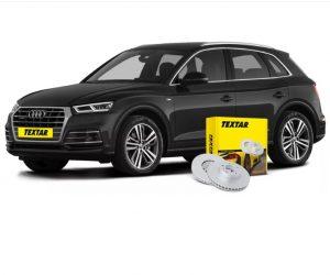 Brzdové kotúče od Textaru pre nové Audi Q5