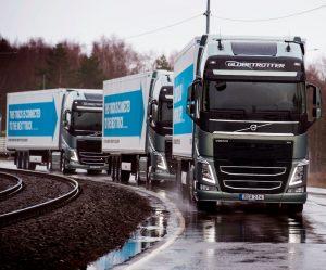 Kamióny pôjdu v konvoji