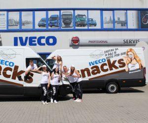 IVECO má pre svojich vodičov kamiónov raňajky