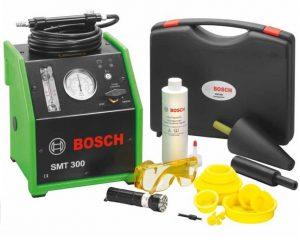 Bosch SMT 300 nájde netesnosti v sacom i výfukovom trakte