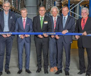 Dachser otvoril nový sklad neďaleko Linzu