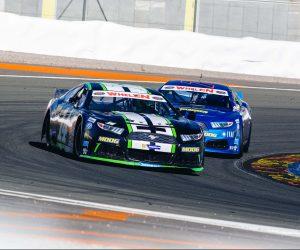 MOOG® uzavrel novú exkluzívnu zmluvu s európskym seriálom pretekov NASCAR®