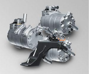 Kompresory Hella pre hybridné a elektrické vozidlá