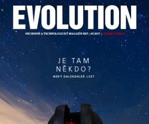 Vyšlo nové číslo magazínu spoločnosti SKF - Evolution 3.2017