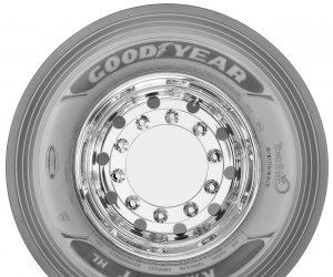 Goodyear uvádza protektory na návesové nákladné pneumatiky pre vysoké zaťaženie