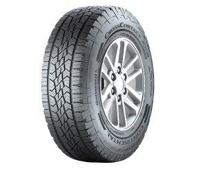 Nová pneumatika pre SUV CrossContact ATR od Continentalu