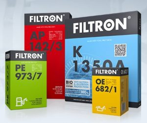 Novinky značky Filtron pre september 2018