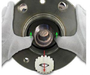 Technická informácia SKF – Pokyny pre montáž ložísk u vozidiel Renault