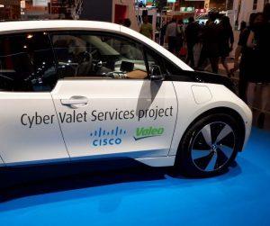 Valeo a Cisco prichádzajú s chytrým parkovaním