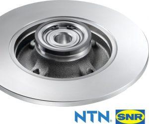 Brzdové kotouče NTN-SNR s vestavěnými kolovými ložisky