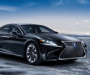 Lexus LS bude mať nové oči, citlivejšie a pozornejšie