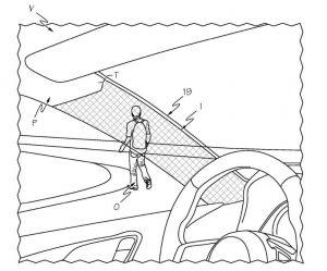 Absolútna vízie vodiča - predné stĺpiky Toyoty budú