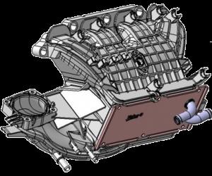 Kondenzátory chladené kvapalinou - efektívnejšie a úspornejšie
