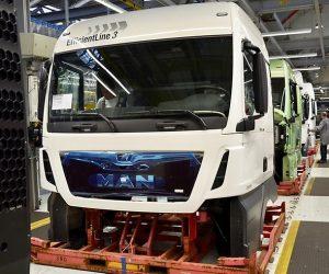 RIO Box v štandardnej výbave vozidiel MAN