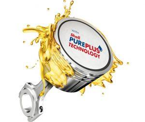 SHELL je jediný na svete, ktorý vyrába motorové oleje zo zemného plynu