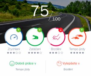 Vodiči sa môžu otestovať mobilnou aplikáciou