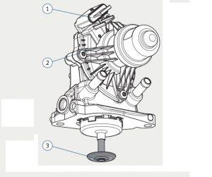 Problémy pri výmene EGR ventilu na motoroch BMW 1.5 / 1.6 / 2.0 D