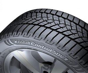 Fulda uvádza na trh zimní pneumatiky Kristall Control SUV