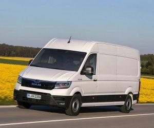 Nový van značky MAN je už dostupný naprieč Európou