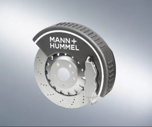 Filter pevných častíc na brzdy od firmy MANN + HUMMEL