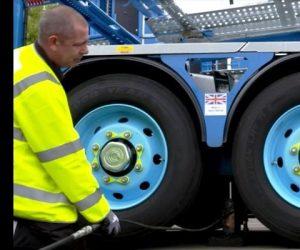 Goodyear vyvinul nové unikátne návesové pneumatiky na mieru
