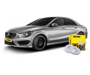 Nové brzdové kotúče Textar pre ďalšie značky vozidiel