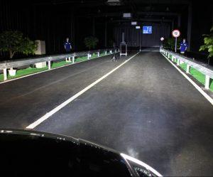 Koniec oslňovania svetlami protiidúcich vozidiel