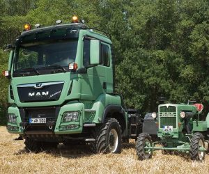 MAN Truck & Bus na výstave AGRITECHNICA 2017
