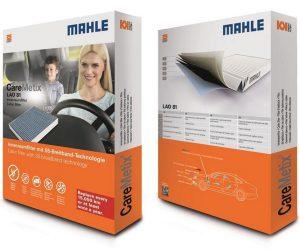 CareMetix® filtre – novinka od MAHLE u Inter Cars