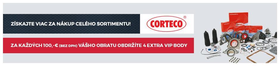 Navštívte Webový Katalóg INTER CARS a nakupujte produkty značky CORTECO