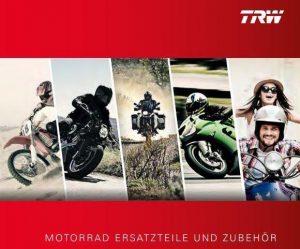 Nový katalóg dielov pre motocykle TRW Lucas 2017
