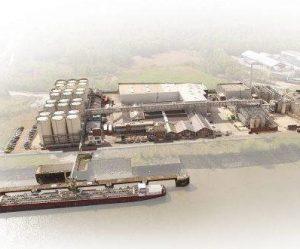 Zariadenie na miešanie olejov Q8Oils v Antverpách: bohatá minulosť, sľubná budúcnosť
