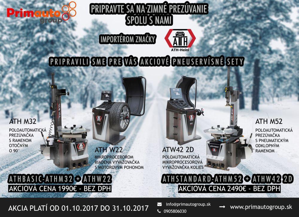 Pripravte se na zimné prezúvanie spolu s Primauto group