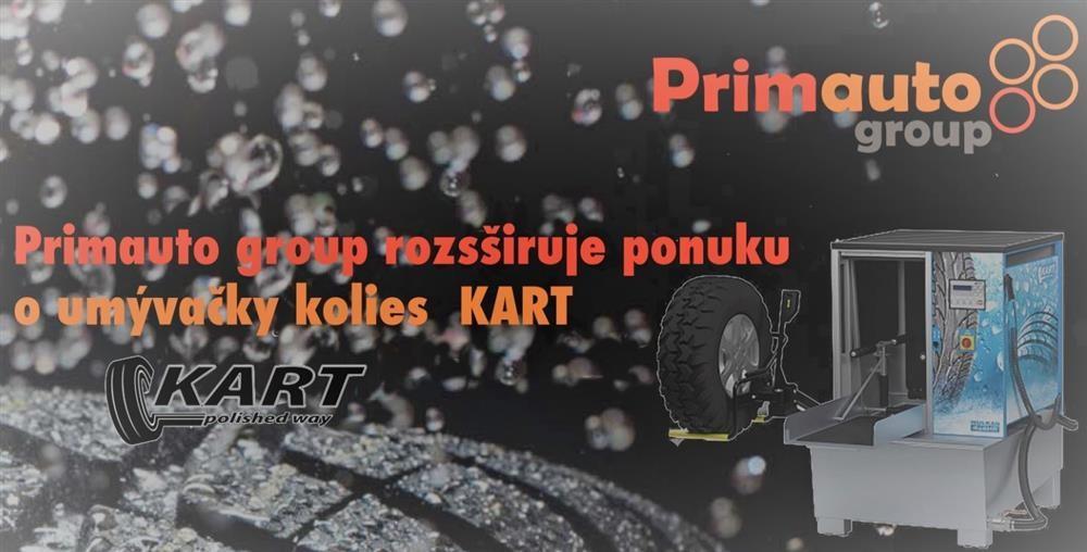 Umývačky Kart u Primauto