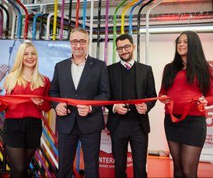 Spoločnosť Interaction otvorila nové Vzdelávacie a prezentačné stredisko