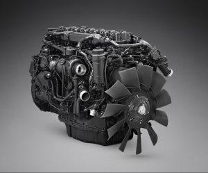 Scania predstavuje najnovší plynový motor určený pre diaľkovú prepravu