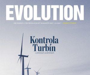 Vyšlo nové číslo magazínu spoločnosti SKF – Evolution 4.2017