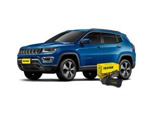 Nové brzdové doštičky Textar pre ďalšie značky vozidiel